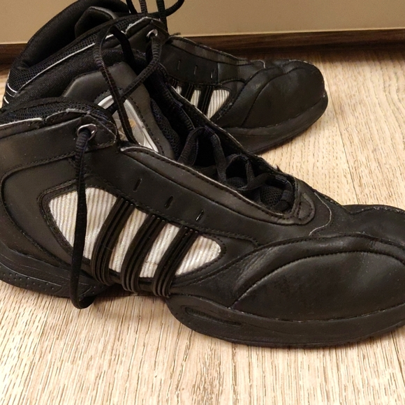 Adidas sneakers, genuine leather